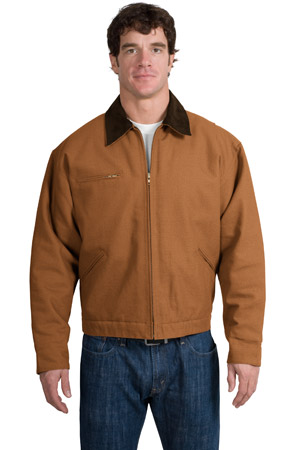 CornerStone® J763 Duck Cloth Work Jacket