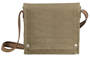 District Threads DT702 Canvas Field Bag.
