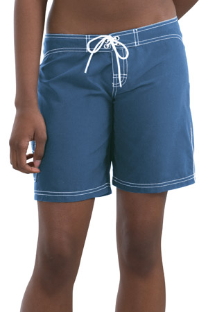 District® DT406 Juniors Contrast Waist Boardshorts
