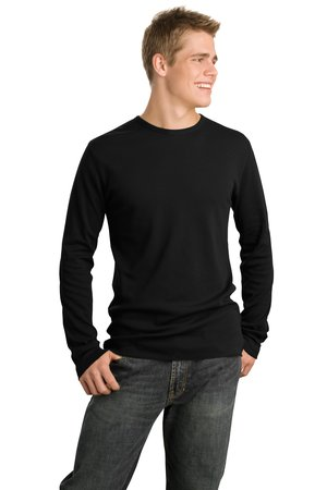 District Threads DT118 Long Sleeve Thermal