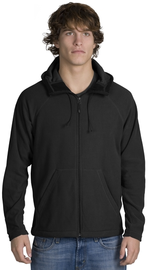 District® DT136 Microfleece Stitch Jacket