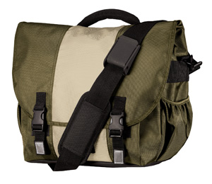 District Threads DT700 Montezuma Messenger Bag.