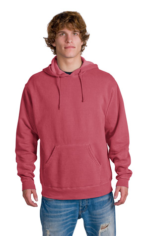 District® DT103 Pigment-Dyed Pullover Hoodie