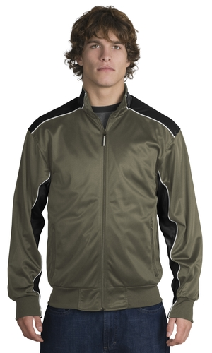 District® DT500 Track Jacket with Piping