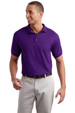 Gildan 8800  Ultra Blend 5.6-Ounce Jersey KnitSport Shirt.