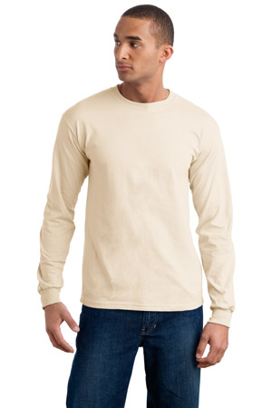 Gildan G2400 Ultra Cotton™ 100% Cotton Long Sleeve ...