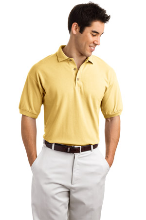 Gildan 3800  Ultra Cotton6.5-Ounce Pique Knit Sport Shirt