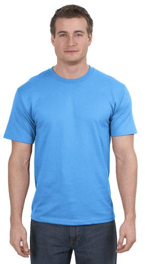 Hanes® 5170 ComfortBlend® EcoSmart® 50/50 Cotton/Poly T-Shirt