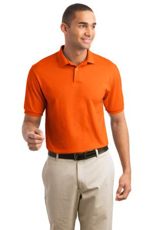 Hanes 054X 5.2-Ounce Jersey Knit Sport Shirt