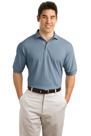 Hanes 055X 7-Ounce Pique Knit Sport Shirt