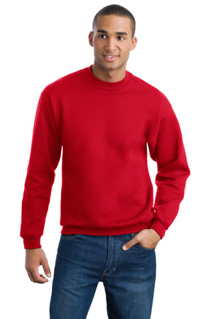 JERZEES SUPER SWEATSCrewneck Sweatshirt.