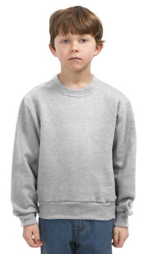 JERZEESYouth Crewneck Sweatshirt.