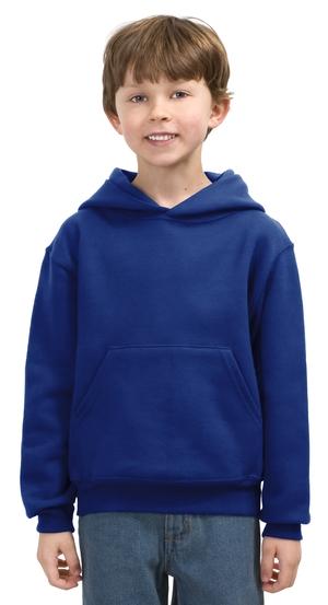 JERZEESYouth Pullover Hooded Sweatshirt.