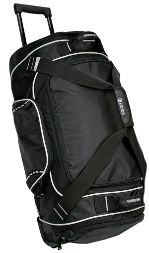 OGIO 711050 Big Wheel Rolling Bag.