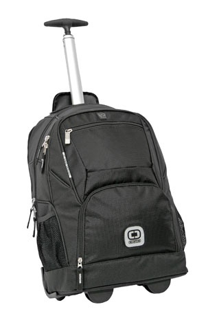 OGIO 108109 Commuter Rolling Bag.