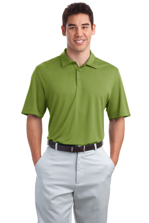 Port Authority® K498 Poly-Bamboo Charcoal Birdseye Jacquard Polo