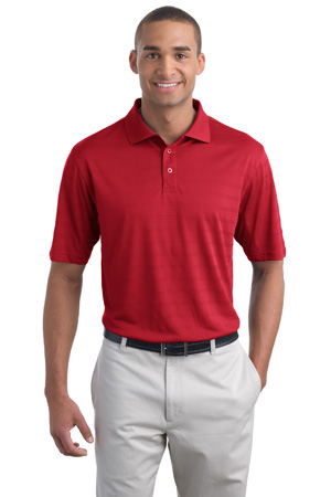 Port Authority Dry Zone; Horizontal Texture Polo. K526.