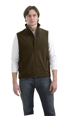 Port Authority Glacier Soft Shell Vest. J796.