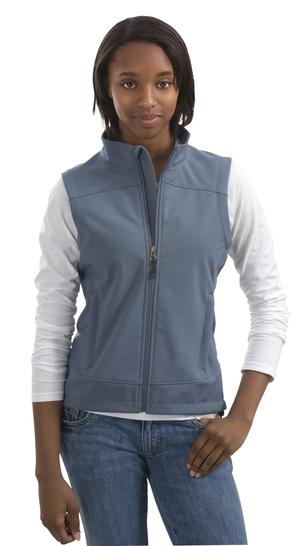 Port Authority® L796 Ladies Glacier® Soft Shell Vest