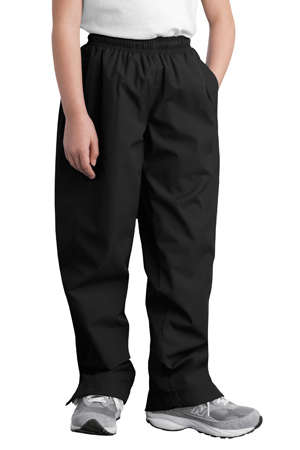 Sport-Tek YPST74 Youth Wind Pant.