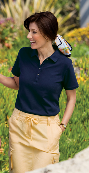 Outer Banks OB12 Ladies 7-ounce UltimateSport Shirt.