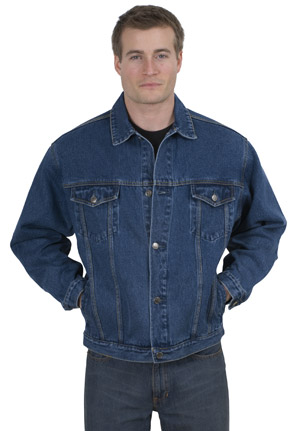 Port Authority® J762 Authentic Denim Jacket