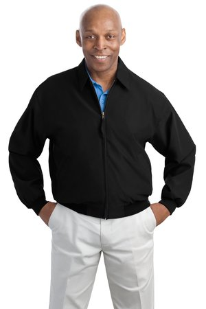 Port Authority® J730 Casual Microfiber Jacket