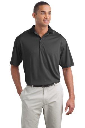 Port Authority K495 Dry Zone Herringbone Sport Shirt.