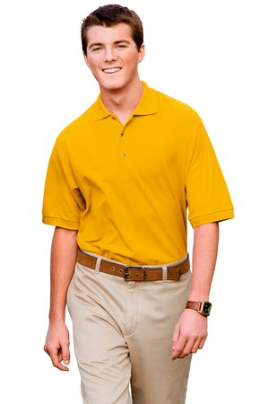 Port Authority® K500ES Extended Size Silk Touch™ Polo