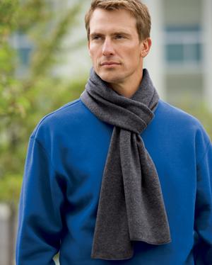 Port Authority® FS03 Extra Long Fleece Scarf