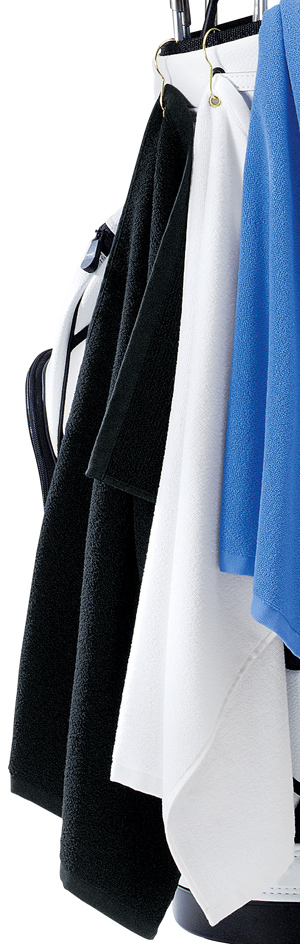 Port Authority® TW53 Grommeted Microfiber Golf Towel
