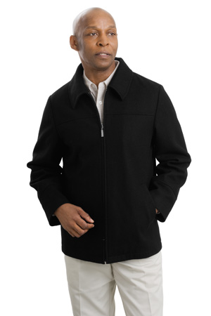 Port Authority® J786 Hip Length Wool Jacket