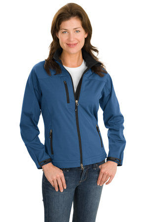 Port AuthorityLadies All-Season Soft Shell Jacket.