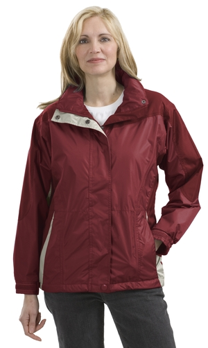 Port Authority L793 Ladies Anacortes Jacket.