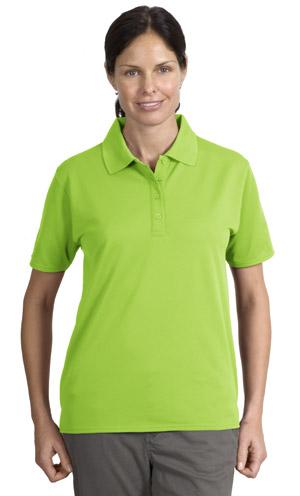 Port Authority® L525 Ladies Dry Zone™ Ottoman Polo