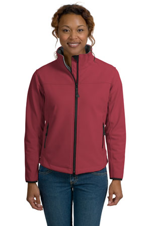 Port Authority® L790 Ladies Glacier® Soft Shell Jacket