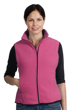 Port Authority® LP79 Ladies R-Tek® Fleece Vest