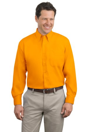 Port Authority® S608 Long Sleeve Easy Care Shirt