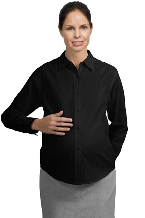 Port AuthorityMaternity Easy Care Shirt.