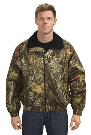 Port Authority® J754MO Mossy Oak® Challenger™ 迷彩外套
