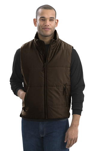 Port Authority J795 Padded Vest.