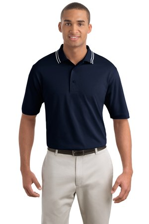Port Authority K486 Pima Select Sport Shirt with Trim.
