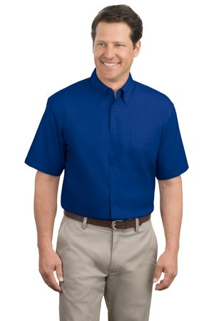 Port Authority® S508 Short Sleeve Easy Care Shirt