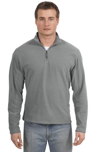 Port Authority Signature F102 Activo 1/4-Zip Microfleece Pullover.