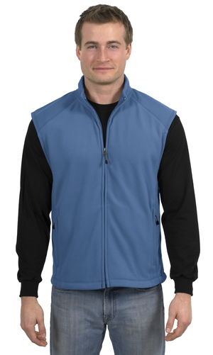 Port Authority Signature F103 Activo Microfleece Vest.