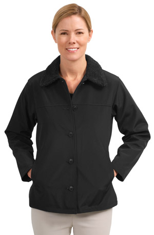 Port Authority® L791 Ladies Metropolitan™ Soft Shell Jacket