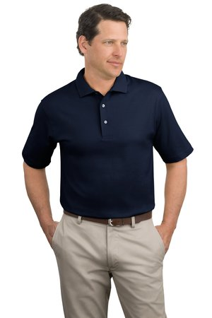 Port Authority Signature K449 Pima Cotton Fine Knit Sport Shirt.