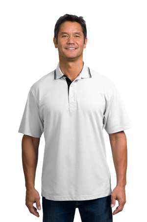 Port Authority® K456 Rapid Dry™ Polo with Contrast Trim