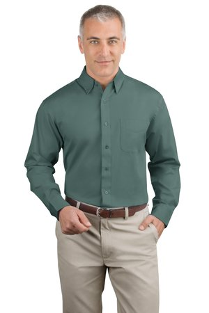 Port Authority® S620 Stretch Poplin Shirt