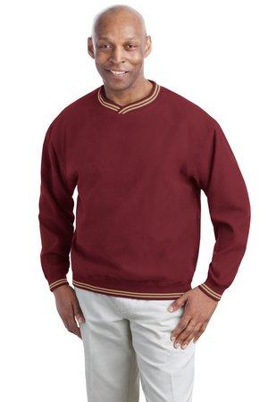 Port Authority® J727 Ultra-Soft Microfiber Wind Shirt